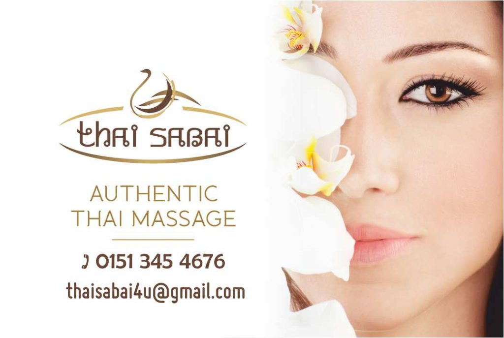 traditional thai massage liverpool