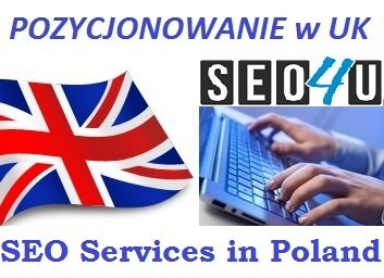 SEO Services in UK and Poland