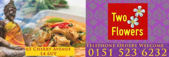 Thai Takeaway Liverpool, 65 Cherry Ave